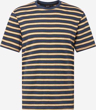 Only & Sons Koszulka 'Mel' w kolorze granatowy / żółty / nakrapiany białym, Podgląd produktu