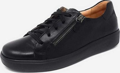 Ganter Veterschoen in de kleur Zwart, Productweergave