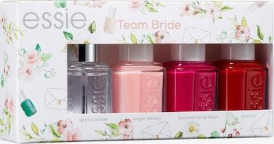 """essie Nagellack """"Bride Set Team Bride"""" in pink / rosa / blutrot, Produktansicht"""