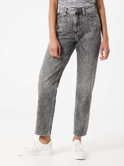 Lee Jeans '90´s Carol' in grey denim, Modelansicht