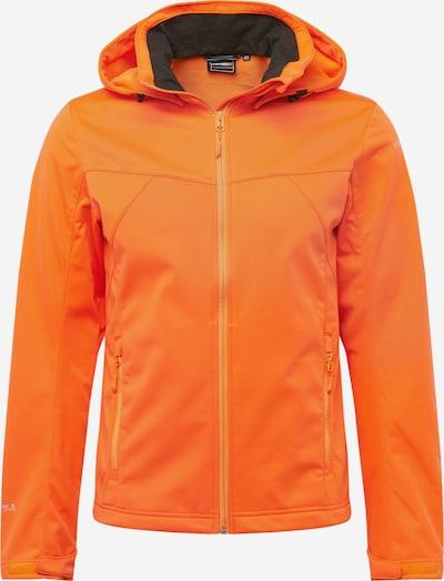 ICEPEAK Sportjas 'BIGGS' in de kleur Oranjerood, Productweergave