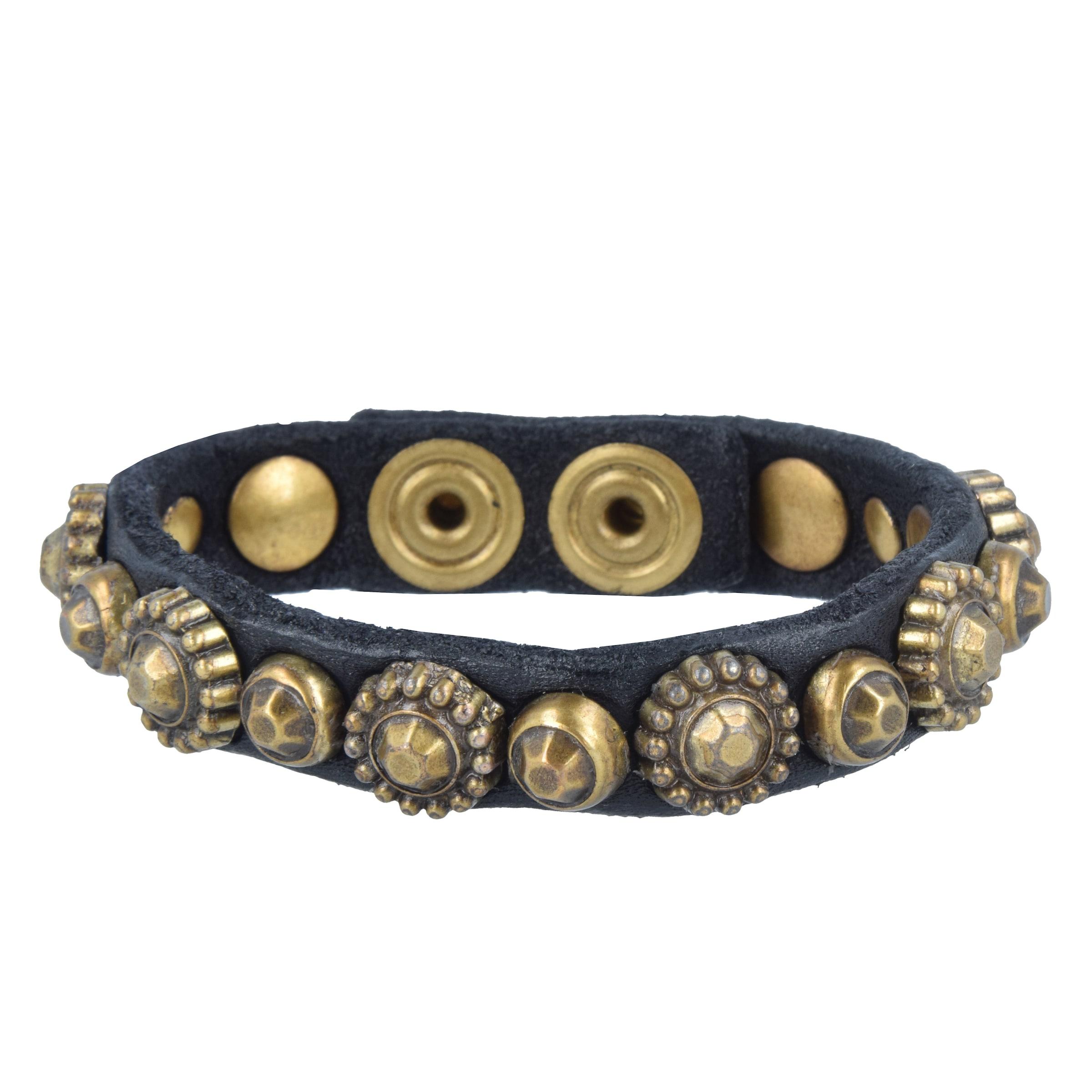 Bracelet Bracelet En OrNoir Campomaggi OrNoir En En Campomaggi Campomaggi Bracelet SUqVpGLzM