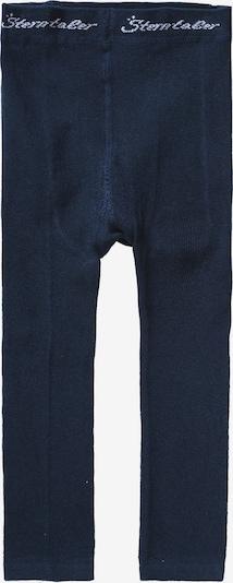 STERNTALER Leggings in dunkelblau / weiß, Produktansicht