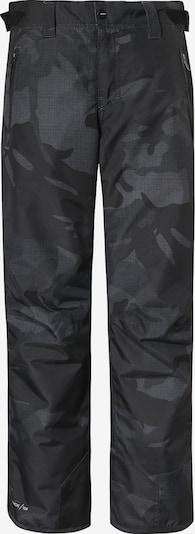 BRUNOTTI Skihose 'Kitebar' in grau / basaltgrau / schwarz, Produktansicht