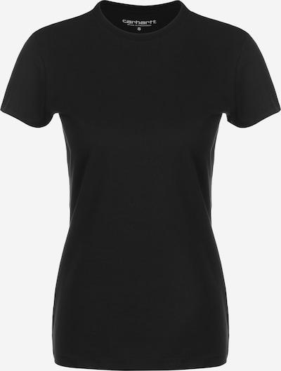 Carhartt WIP T-Shirt ' Base W ' in schwarz / weiß, Produktansicht