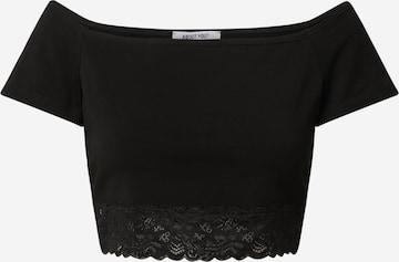 ABOUT YOU Shirt 'Josy' in Zwart