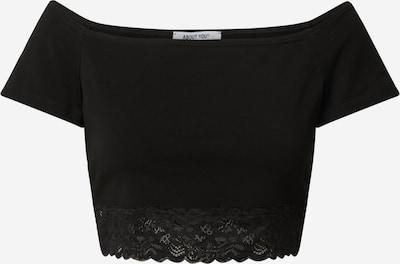 ABOUT YOU Tričko 'Josy' - černá, Produkt