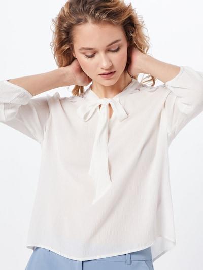 ONLY Bluse 'RHETT' in weiß, Modelansicht