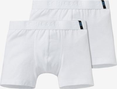 SCHIESSER Boxershorts in weiß: Frontalansicht