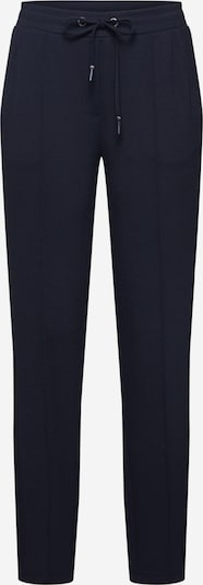 OPUS Spodnie w kant 'Malisa' w kolorze czarnym, Podgląd produktu