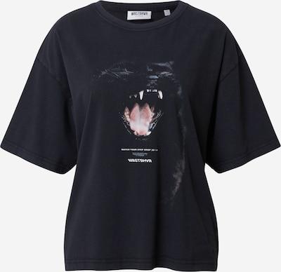 Worst Behavior Oversized tričko 'Savage' - černá, Produkt