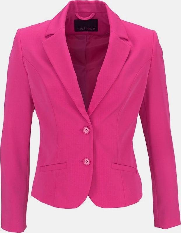 MELRosa Blazer in Rosa Rosa Rosa  Bequem und günstig b74b62
