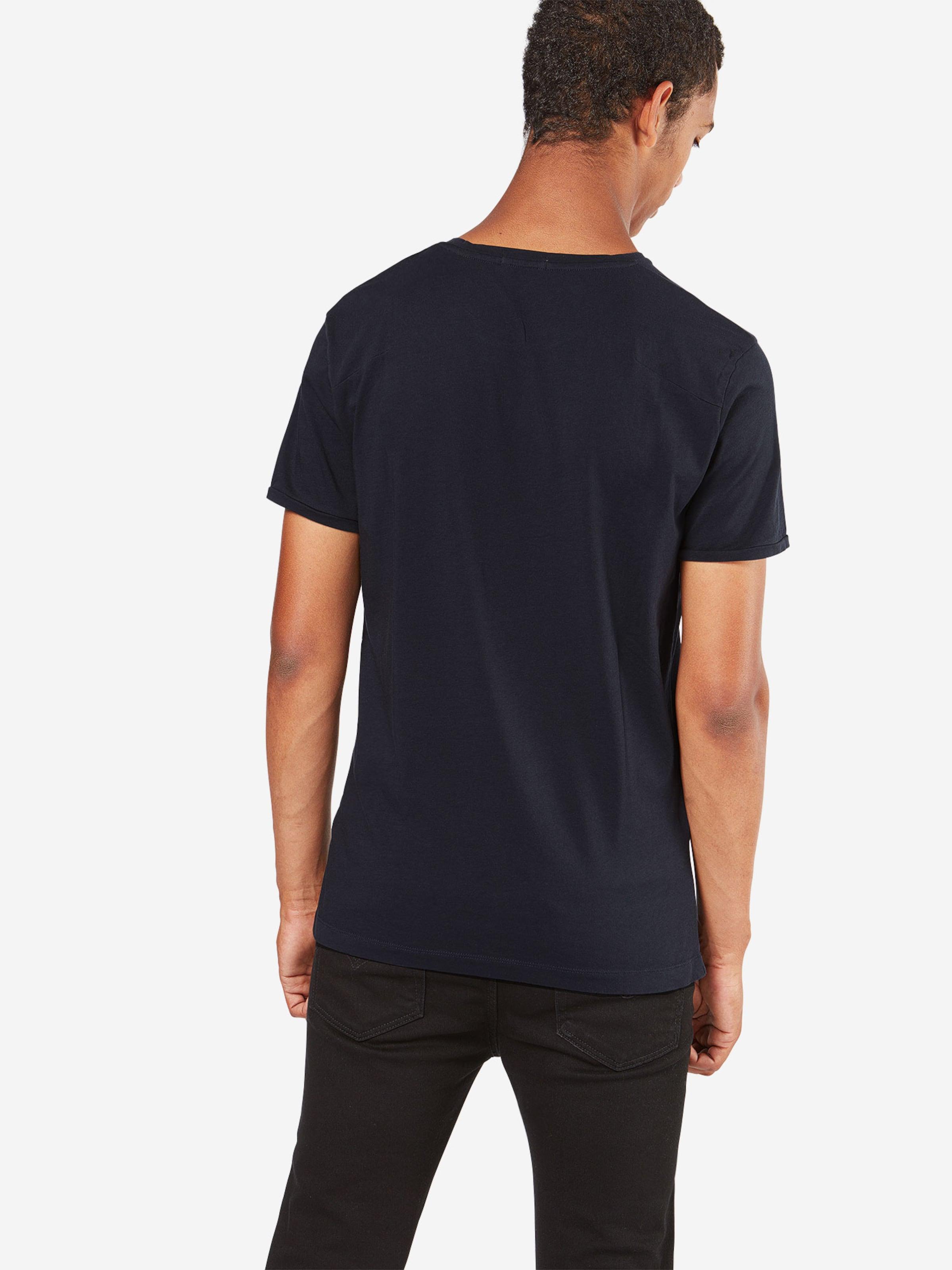 Calvin Klein Jeans T-Shirt aus Jersey 'Bron' Günstig Kaufen In Deutschland Modisch Z1oYZVw