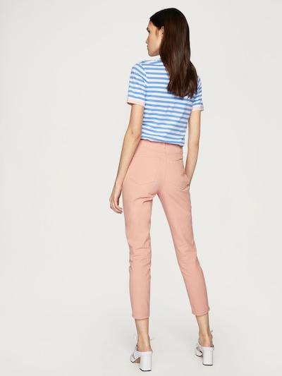 EDITED Jeans 'Lindsey' in rosa: Rückansicht