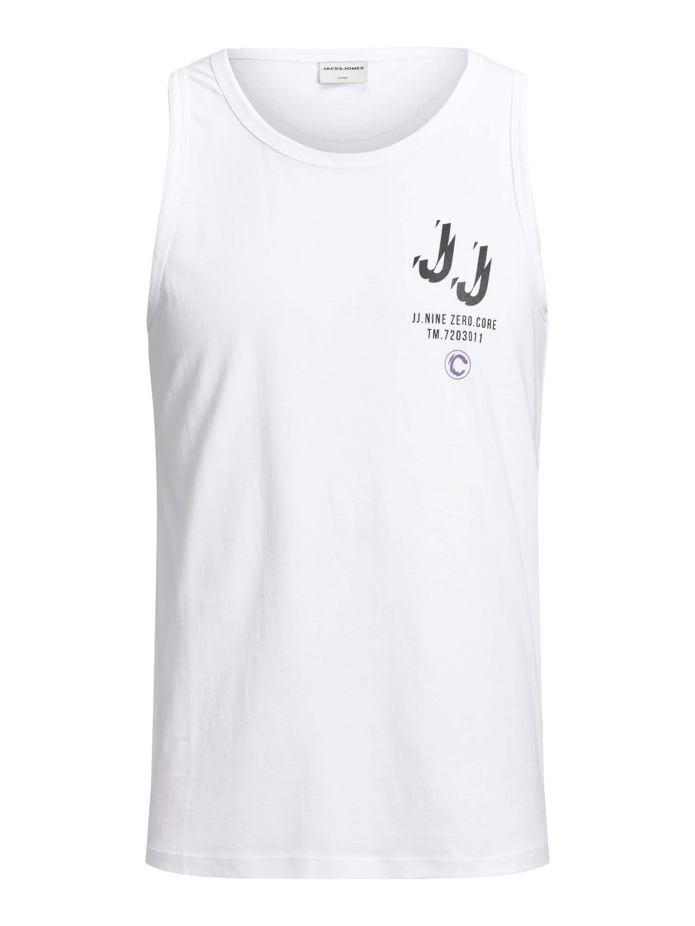 En Jones Jackamp; shirt PourpreNoir T Blanc qVSpUzMG