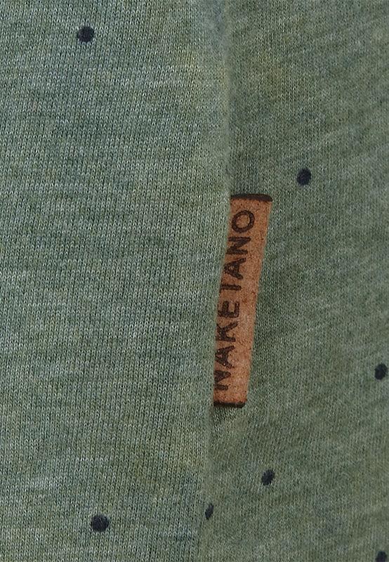 naketano T-Shirt 'Fear Will Find You III'