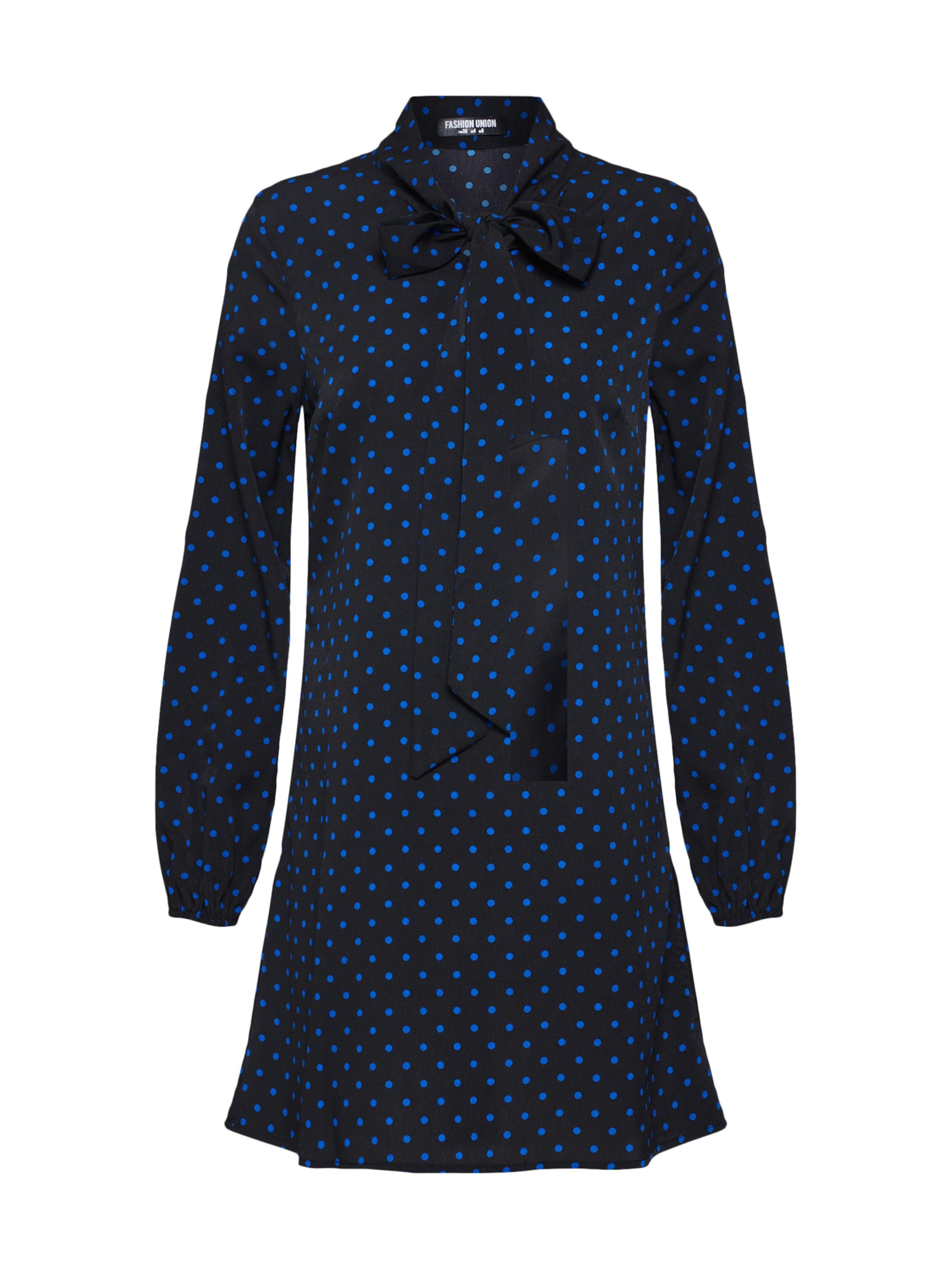 Robe chemise Fashion Union En 'pj' Bleu SVpGzMUq