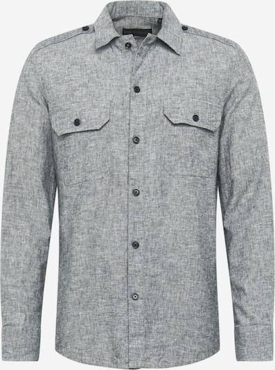 DRYKORN Overhemd 'SEPPY' in de kleur Antraciet, Productweergave