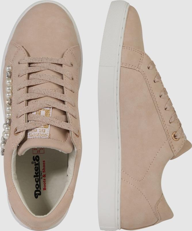 Dockers by Gerli Sneaker mit Schmucksteinen