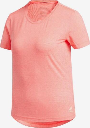 ADIDAS PERFORMANCE T-Shirt in lachs, Produktansicht