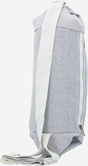 VAUDE Rucksack 'Elm' in graumeliert / weiß: Frontalansicht