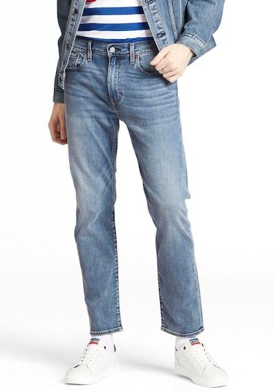 LEVI'S Jeans '502' in blue denim, Modelansicht