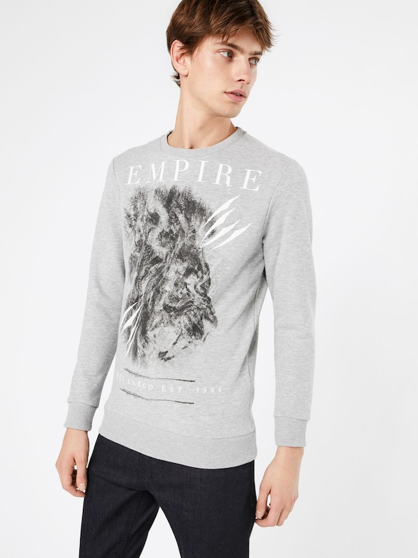 Key Largo Sweatshirt 'BRITISH EMPIRE'