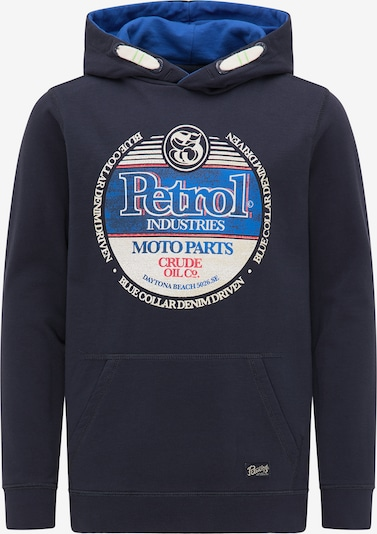 Petrol Industries Sweatshirt in blau, Produktansicht