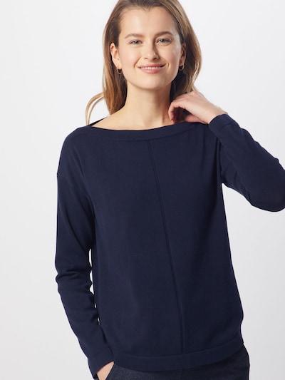OPUS Pullover 'Plostine' in blau, Modelansicht
