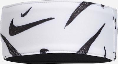 NIKE Accessoires Stirnband & Handschuhe 'Hyperstorm Set' in schwarz / weiß, Produktansicht