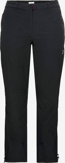 SHEEGO Outdoorhose in schwarz, Produktansicht