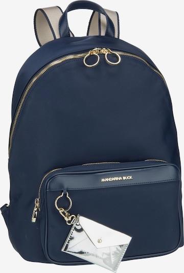 MANDARINA DUCK Rucksack in beige / blau, Produktansicht