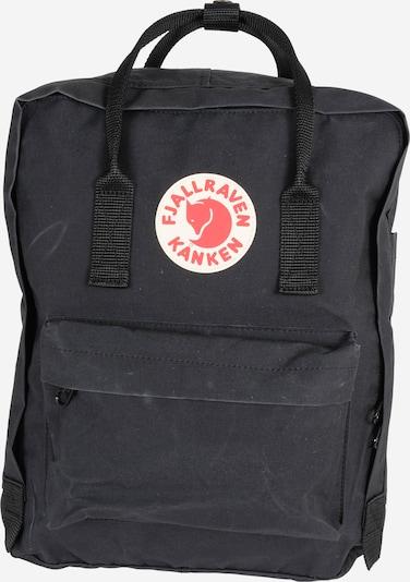 Fjällräven Rucksack 'Kånken' in schwarz, Produktansicht