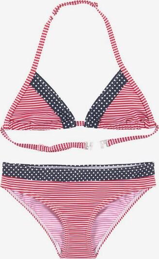s.Oliver Beachwear Triangel-Bikini in navy, Produktansicht
