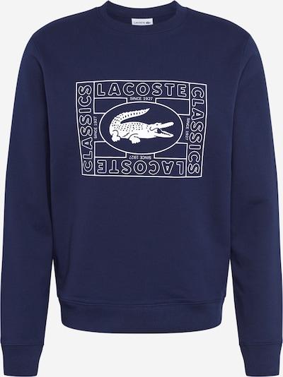 LACOSTE Majica | marine barva, Prikaz izdelka