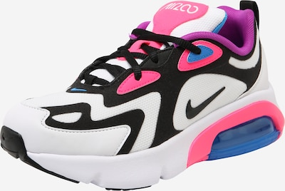 Nike Sportswear Sneaker 'AIR MAX 200' in pink / schwarz / weiß, Produktansicht