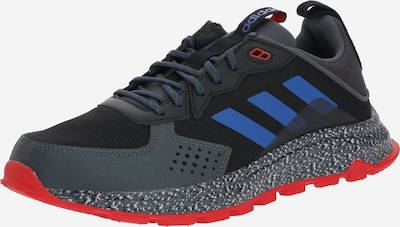 Bėgimo batai 'RESPONSE TRAIL' iš ADIDAS PERFORMANCE , spalva - mėlyna / tamsiai pilka / raudona, Prekių apžvalga