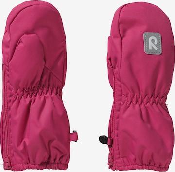 Reima Handschuhe 'Tassu' in Pink