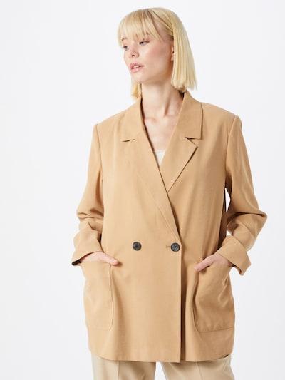 VERO MODA Přechodný kabát 'BECCA' - béžová, Model/ka