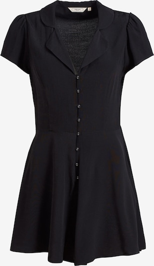 khujo Jumpsuit ' NADIRA ' in de kleur Zwart, Productweergave