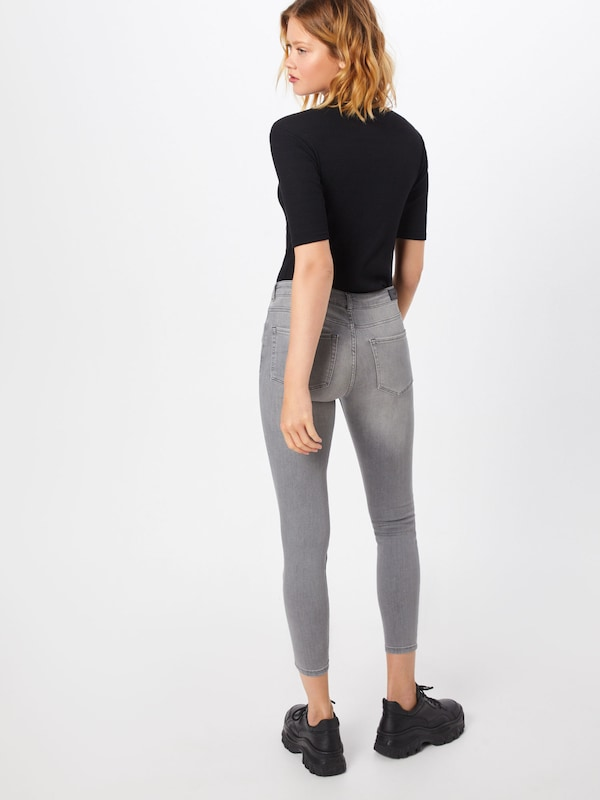 Review En Lght Gris 'skinny D Clair jeans' Jean Grey R3q5jLc4A