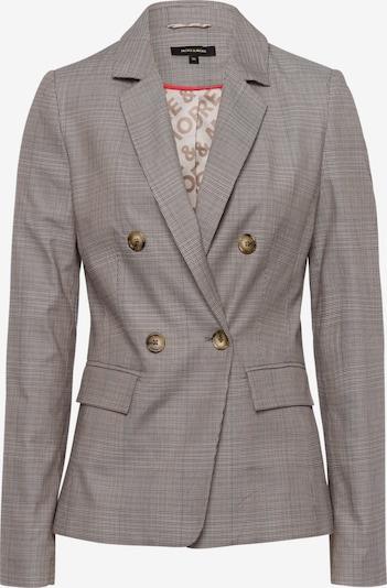 MORE & MORE Blazer 'Glencheck' in grau / mischfarben, Produktansicht