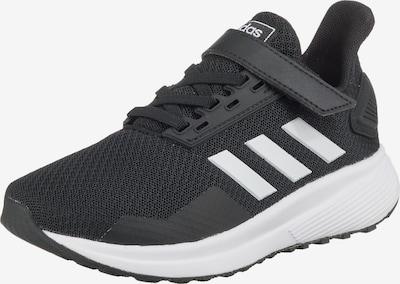ADIDAS PERFORMANCE Sneakers 'Duramo 9 C' in schwarz / weiß, Produktansicht