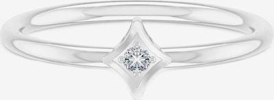 ID Fine Bague 'North Star Ring' en argent, Vue avec produit