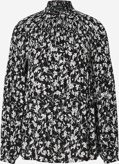 Lauren Ralph Lauren Bluse  'DUONG' in schwarz / weiß, Produktansicht