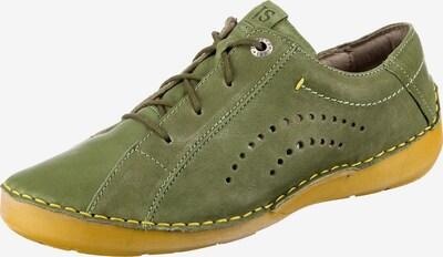 JOSEF SEIBEL Schnürschuh 'Fergey 73' in grün, Produktansicht