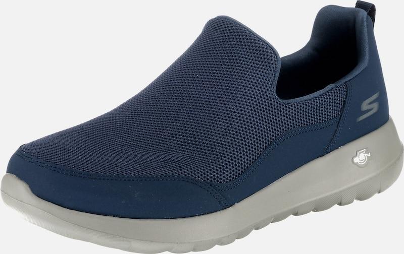 SKECHERS Slipper 'GO WALK MAX PRIVY Textil Wilde Freizeitschuhe