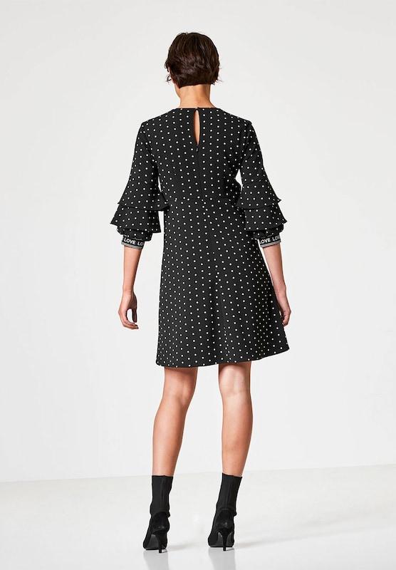 HALLHUBER Kleid mit Miniblumen-Print