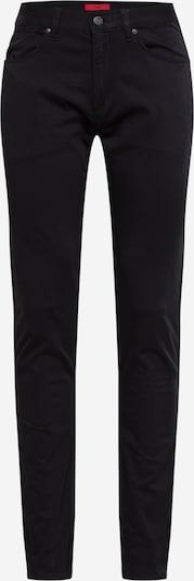 HUGO Pantalon 'Hugo 708' en noir, Vue avec produit