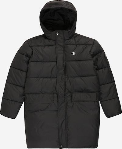 Calvin Klein Jeans Abrigo en negro, Vista del producto